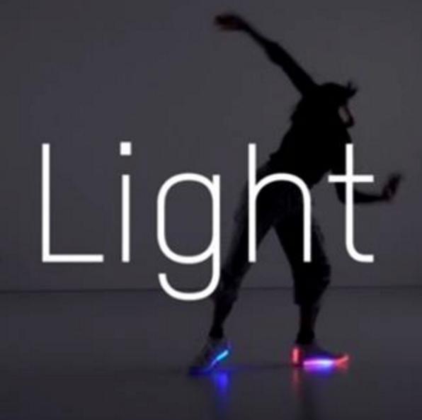 LED light up shoes in houston