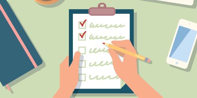 ico marketing checklist